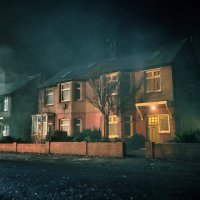 Image surfaces from Warner Bros. 'The Conjuring 2: Enfield Poltergeist'...