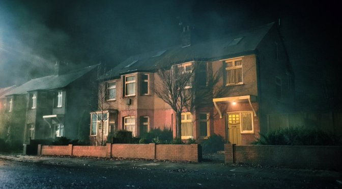 Image surfaces from Warner Bros. 'The Conjuring 2: Enfield Poltergeist'…
