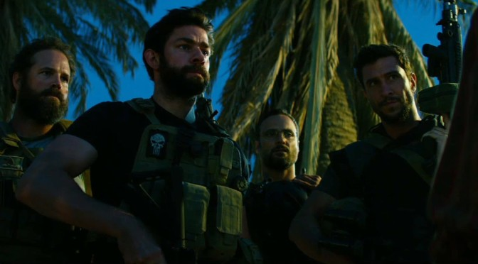 13 Hours: The Secret Soldiers of Benghazi (2015) Review