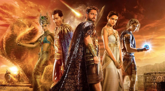 Gods of Egypt (2016) Review