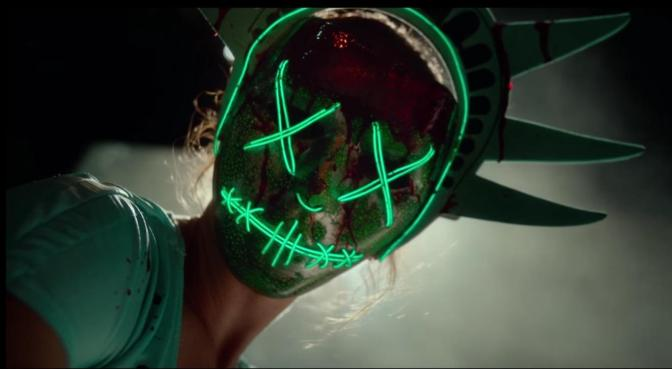 New 'Purge' trailer promises a Government showdown…