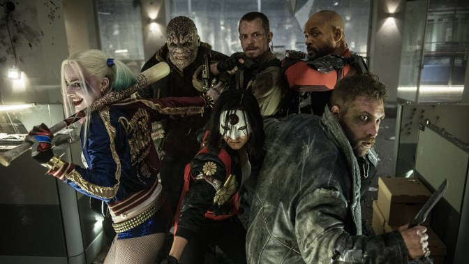 Suicide Squad (2016) Review