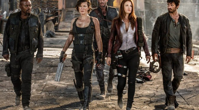 Resident Evil: The Final Chapter (2017) Review